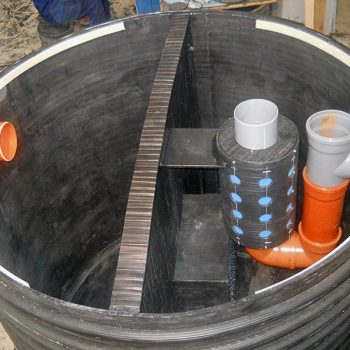 Plasticni separator ulja i masti