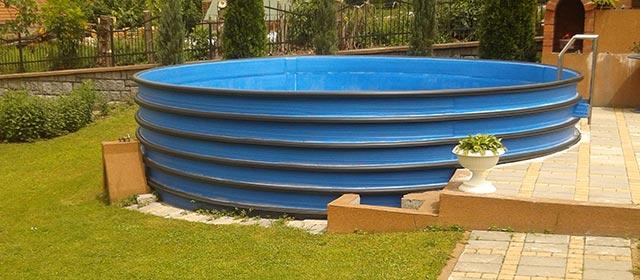 Plastični bazeni za kupanje
