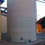 Termoizolovani rezervoar za masnu kiselinu