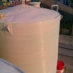 Vertikalni rezervoar V 30 000l za skladištenje masne kiseline
