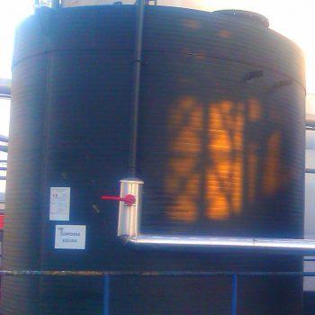 Rezervoari za H2SO4