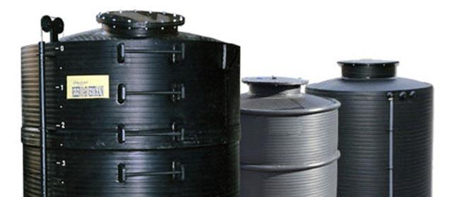 Vertikalni plastični rezervoari