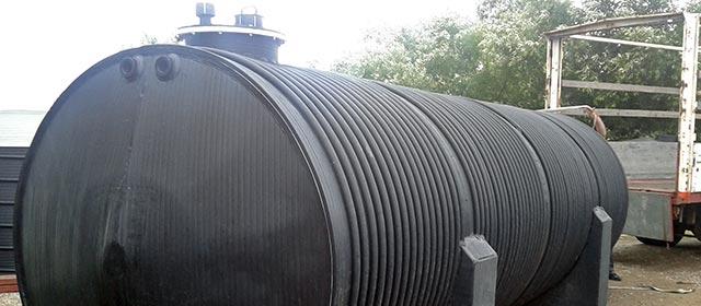 Horizontalne plastične cisterne