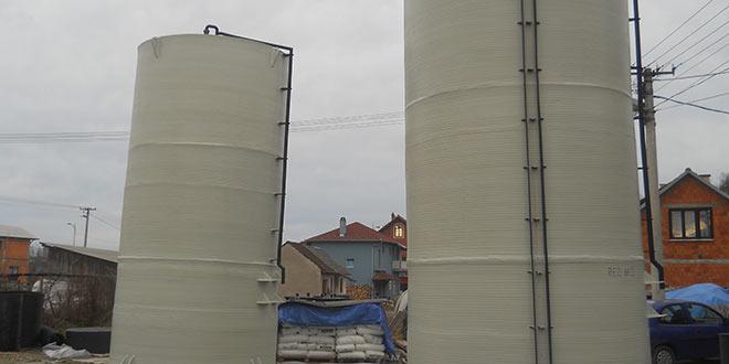 rezervoari za demi vodu