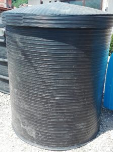 Plasticne kace za kominu sa vodenim dihtungom
