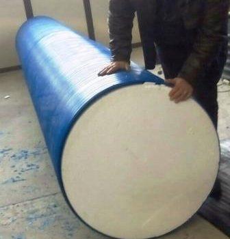 Plastični burići za splavove sa stiroporom