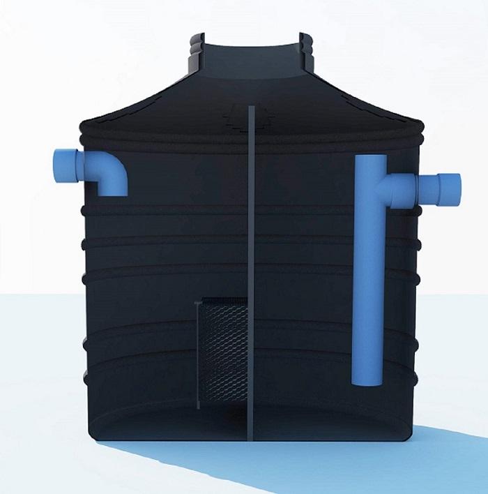 Separator ulja sa koalescentnim filterom